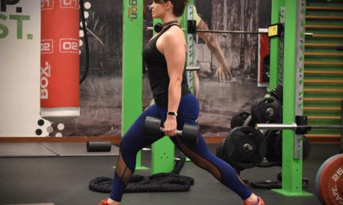 Trzy ćwiczenia na pośladki bez rozrostu ud