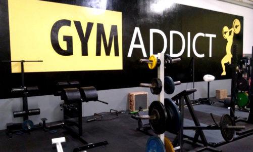 Gym Addict – recenzja siłowni