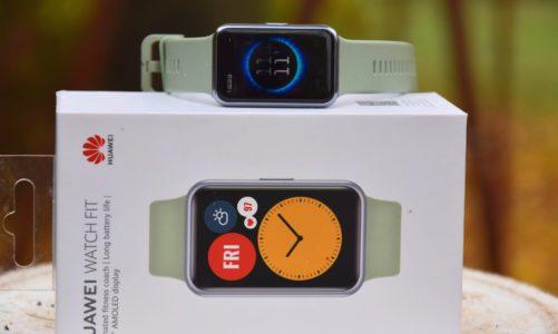 Huawei Watch Fit smartwatch czy jeszcze opaska? Menu, funkcje, pomiary, treningi.