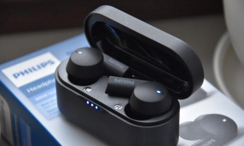 Rozmiar ma znaczenie – recenzja słuchawek Philips TAT5505