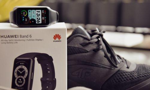 Jestem Band, Huawei Band 6! Recenzja